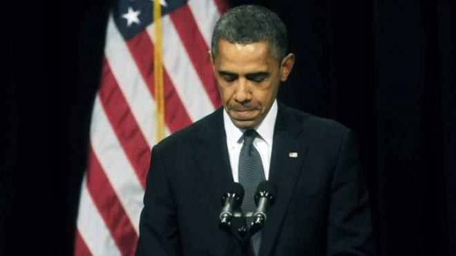 "While President Obama's speech did not mention the word ""gun"" once, most viewers could easily read between the lines."