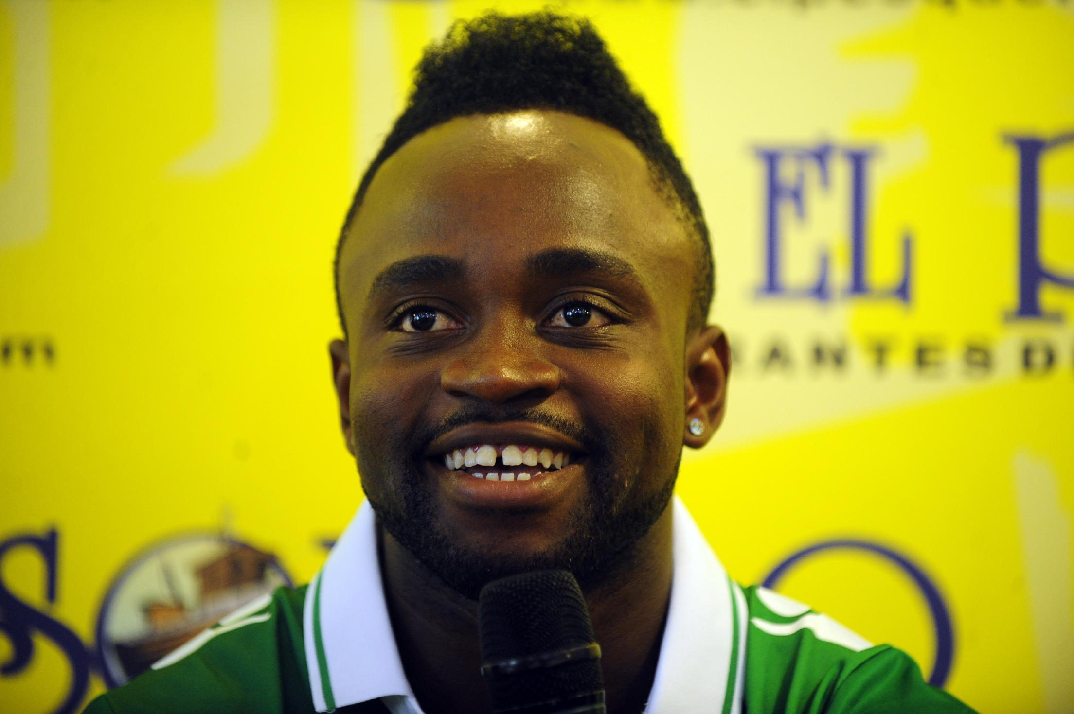 Congolese striker Mabwati exits Spain for MLS