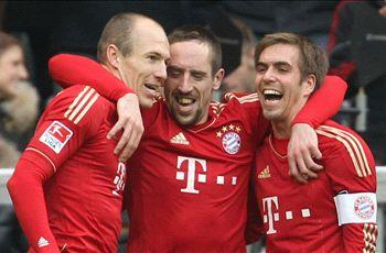 Ribery: This is my big chance to win Ballon d'Or