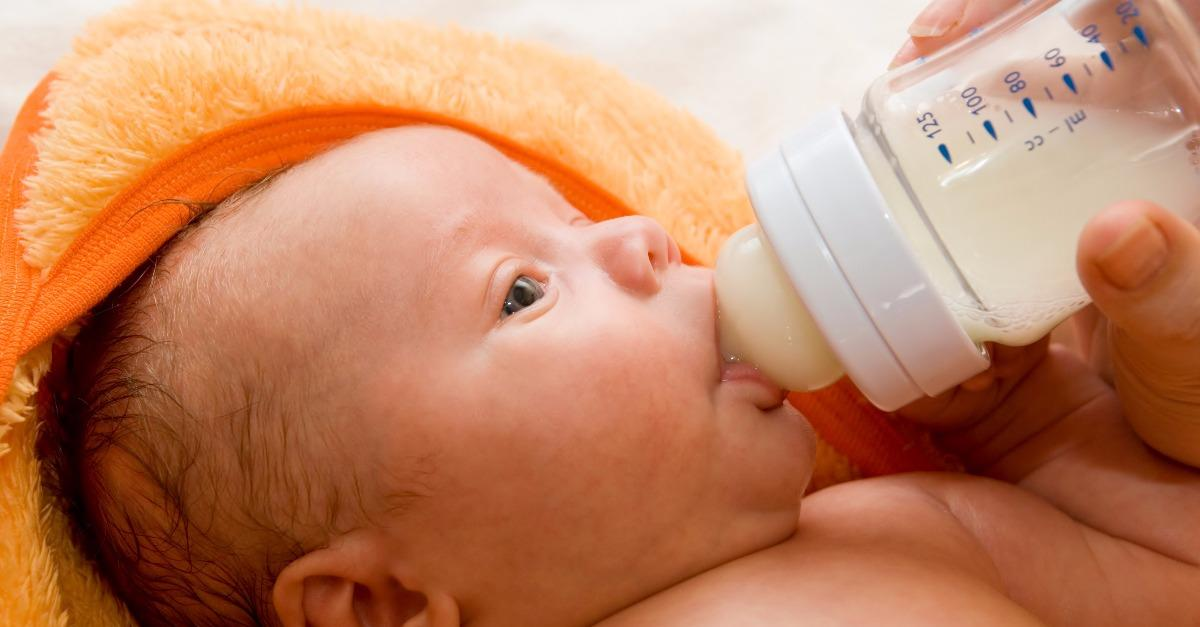 3 Reasons Why Baby Formula's The Way To Go