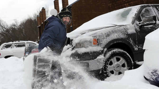 How to prepare for snowstorm's power outages