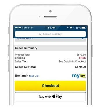 Best Buy to accept Apple Pay for purchases
