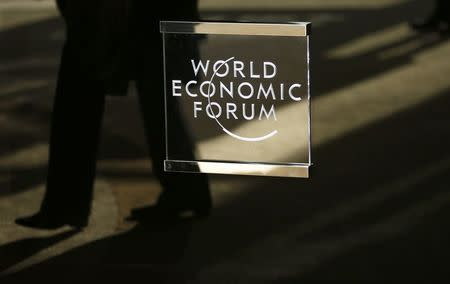 At Davos, retreat of globalization stokes fears for poor nations