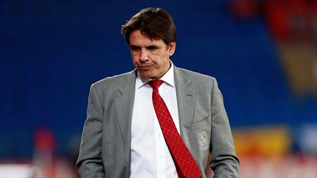 Chris Coleman has been linked with the vacancy at Crystal Palace