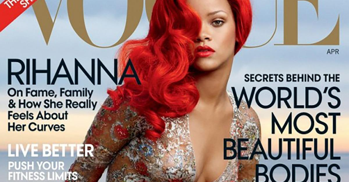15 Hot Rhianna Magazine Covers (Photos)