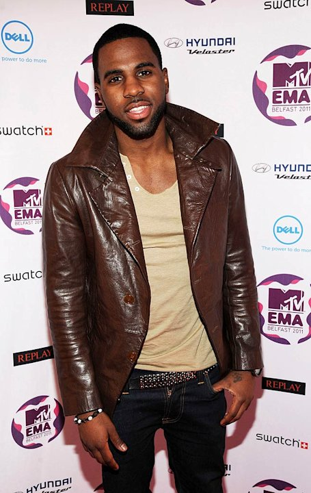 Jason Derulo MTV European Music Awards