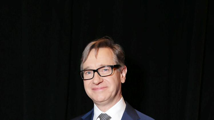 "Paul Feig, Director of ""The Heat"" at the 20th Century Fox Presentation at 2013 CinemaCon, on Thursday, April, 18th, 2013 in Las Vegas. (Photo by Eric Charbonneau/Invision for 20th Century Fox/AP Images)"