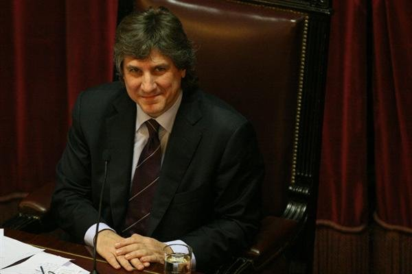 Boudou: &quot;Siempre hay que prestar atencin a las manifestaciones de todos los sectores&quot;