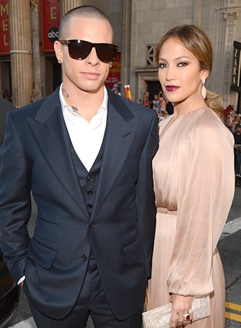 Jennifer Lopez Slams Rumors She&#39;s Engaged to Casper Smart