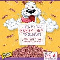 Beggin'® Celebrates One Million Bacon-Loving Facebook Fans With Week-Long Sweepstakes