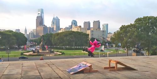 Video Interlude: Here's That Video of Puppets Skateboarding Through the City