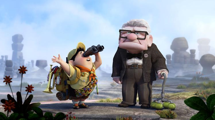 Up Disney Pixar Still