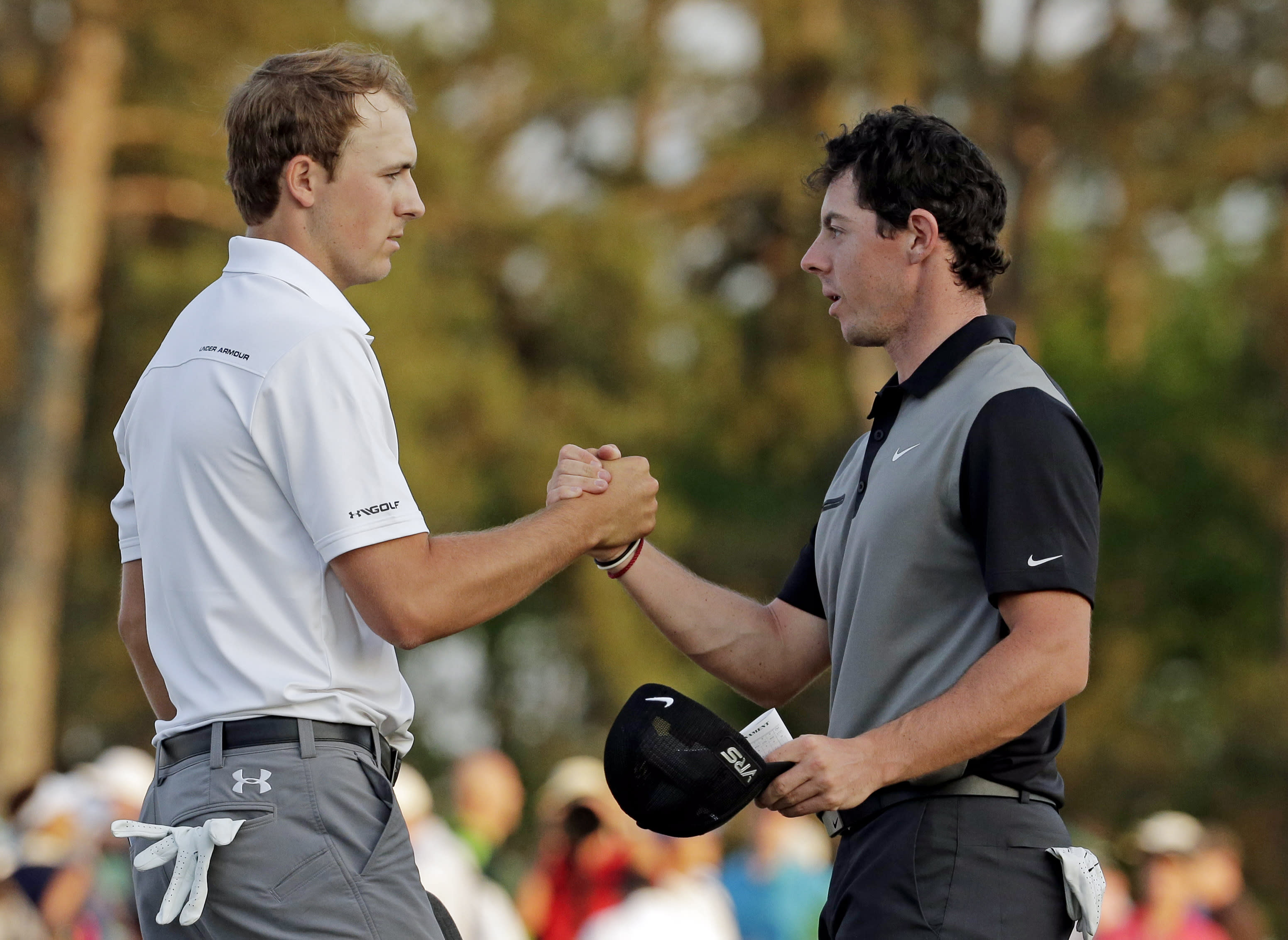 McIlroy, Spieth linked closer now at Players Championship