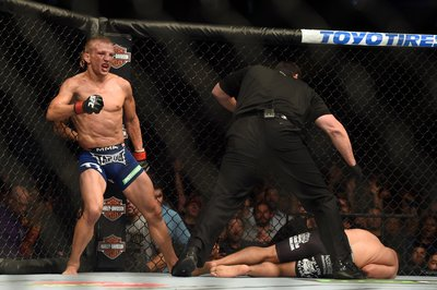 UFC 177 results recap: What's next fight for TJ Dillashaw?