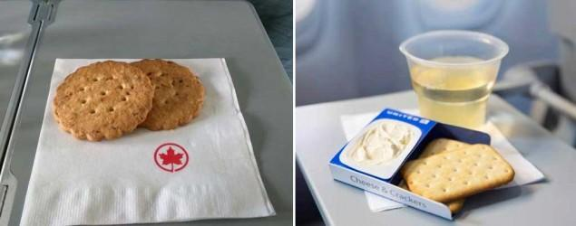 The tastiest free airline treats