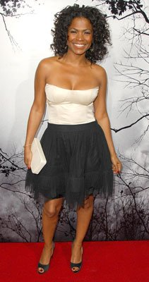 Nia Long at the Hollywood premiere of TriStar Pictures' Premonition