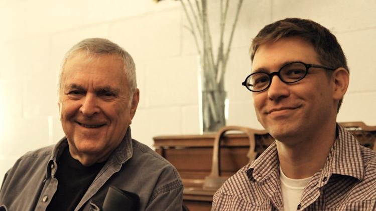 Composer John Kander rides new creative wave at 86