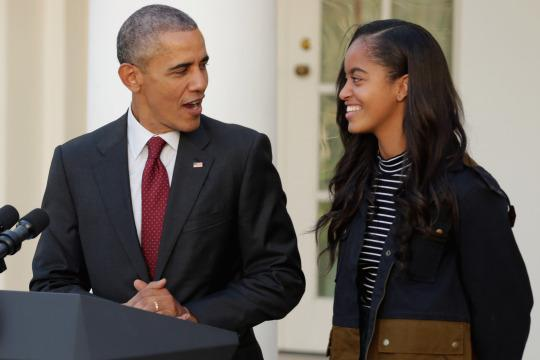 Inside Malia Obama's College Hunt — And How Much Her Parents Can Expect to Pay