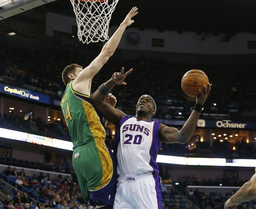 Hornets beat Suns 93-84, end four-game skid
