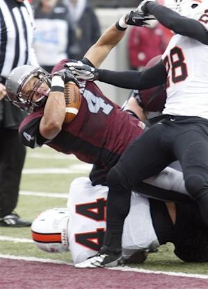 Montana dominates Idaho State for 70-24 victory