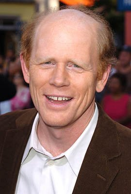 Ron Howard at the LA premiere of Universal's Cinderella Man