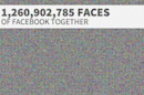 Faces of Facebook packs 1.26 billion faces, looks like TV snow