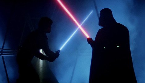 Real-life lightsabers? I'll take two...