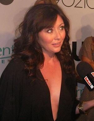 Shannen Doherty Shoots Down Baby Bump Speculations: Who Else is Denying Pregnancy Rumors?