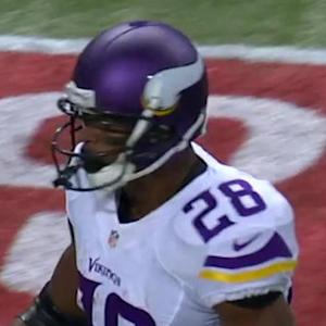 NFL NOW: How will Vikings adjust to Peterson's Absence?