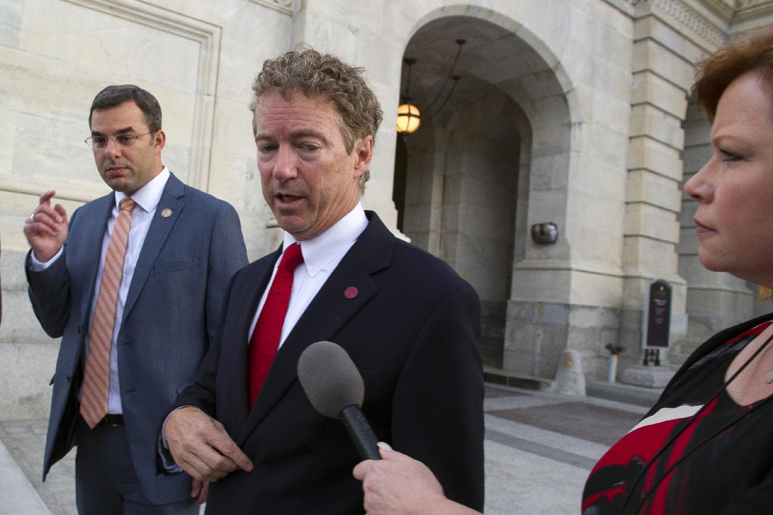 Analysis: By design, Paul stands alone in presidential race