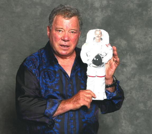 Let's Name Pluto Moons 'Vulcan' and 'Romulus,' William Shatner Says