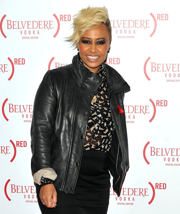 Emeli Sande has already been named the Critics Choice at the 2012 BRIT Awards. We saw her perform at Coldplay's gig in December and she has one of the best voices we've ever heard. With her debut solo