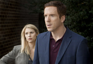 Claire Danes, Damian Lewis | Photo Credits: Kent Smith/Showtime