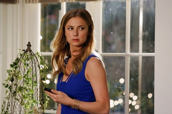 Revenge Shocker: Emily and [Spoiler] Engaged
