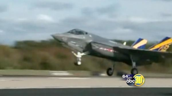 Navy plans to replace jets; Lemoore