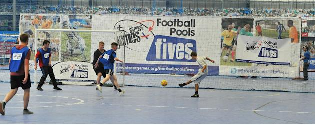 Soccer - StreetGames Football Pools Fives - Leeds Futsal Centre