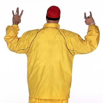 Sacha Baron Cohen as Ali G in Ali G Indahouse