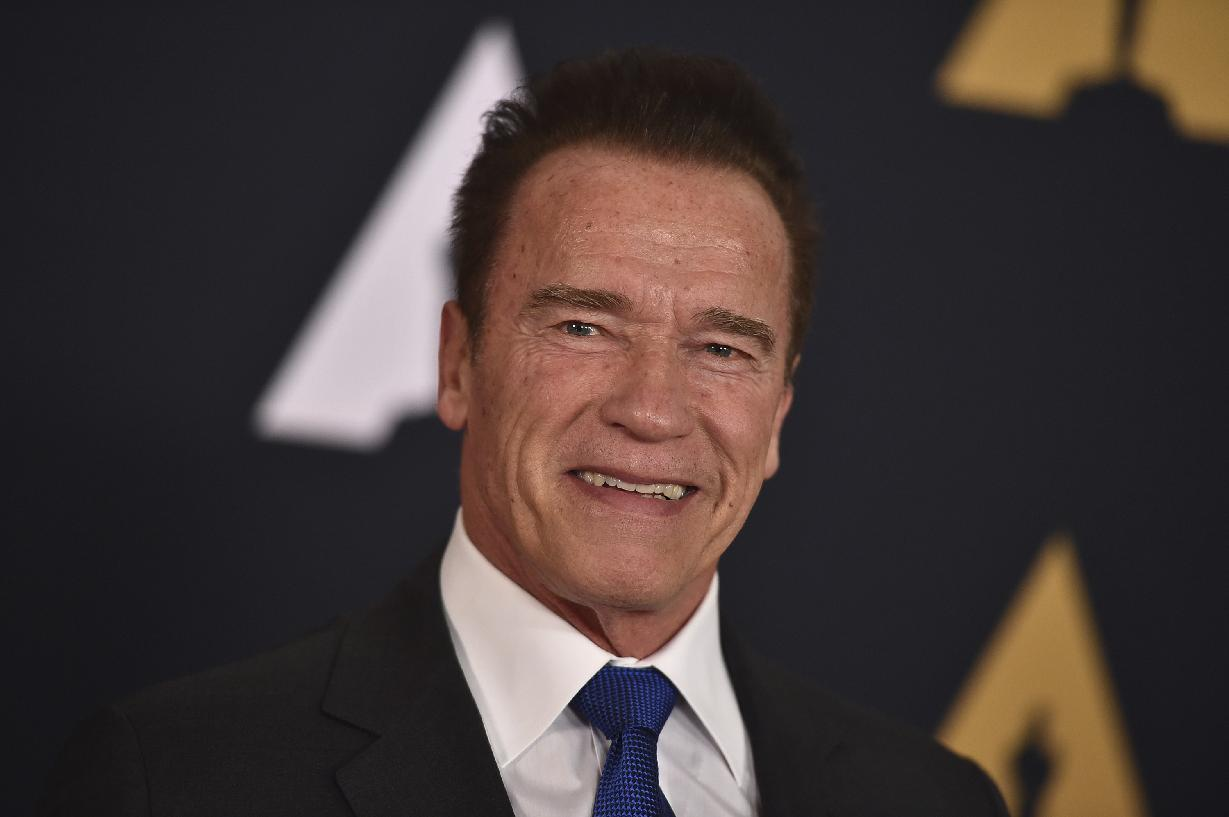 Schwarzenegger: OK Trump is still 'Apprentice' producer