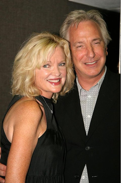 Bottle Shock NY Premiere 2008 Alan Rickman Christine Ebersole