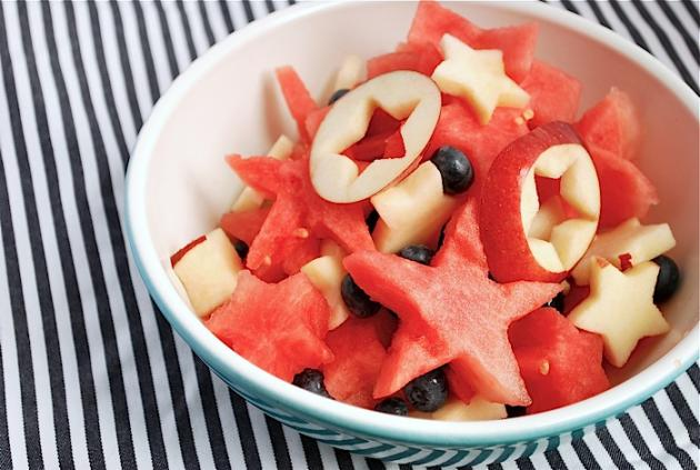 New Takes on Fruit Salad