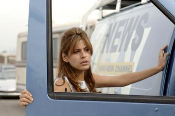 Eva Mendes as Roxanne Simpson in Columbia Pictures' Ghost Rider