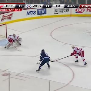 Detroit Red Wings at Winnipeg Jets - 11/20/2014