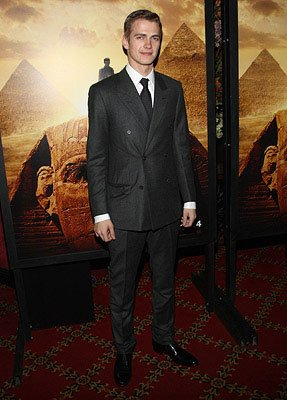 Hayden Christensen at the New York City premiere of 20th Century Fox's  Jumper – 02/11/2008 Photo: Jason Kempin, WireImage.com