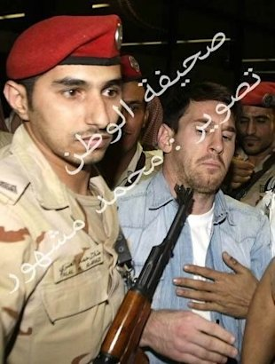 Messi gets the fright of his life (@barcastuff via @JuventinoMD).