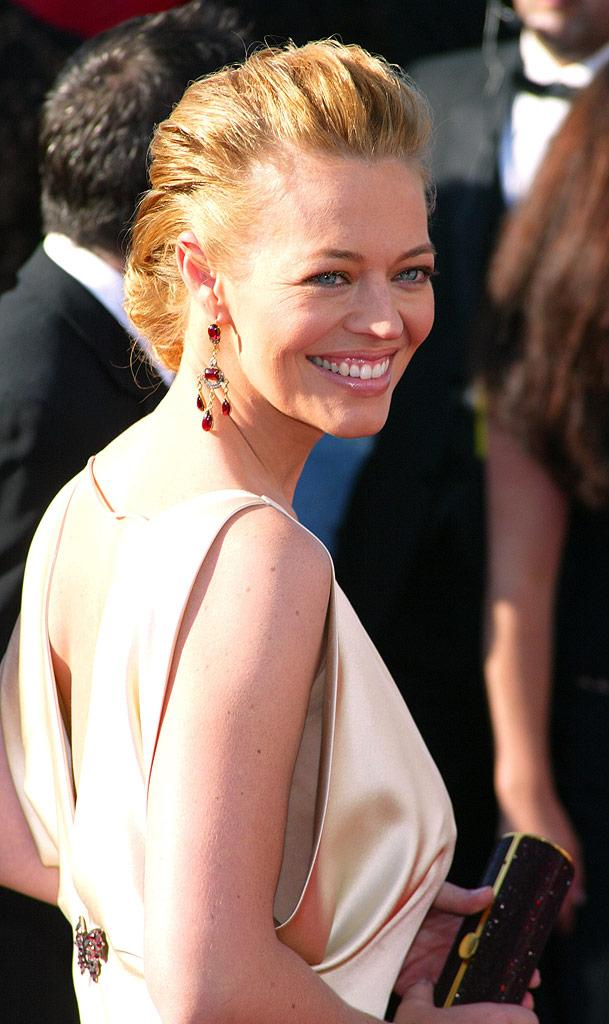 Jeri Ryan at The 55th Annual Primetime Emmy Awards.
