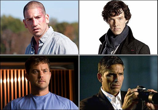 TV's Ultimate Bad Boy Day 6: Walking Dead Vs. Sherlock, Fringe Vs. Person of Interest