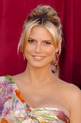 Heidi Klum 57th Annual Emmy Awards Arrivals - 9/18/2005