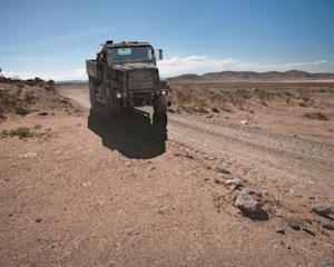 U.S. Office of Naval Research Continues Cargo UGV Project with Oshkosh Defense