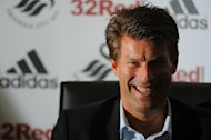Michael Laudrup took the Swansea job following Brendan Rodgers&#39; departure for Liverpool