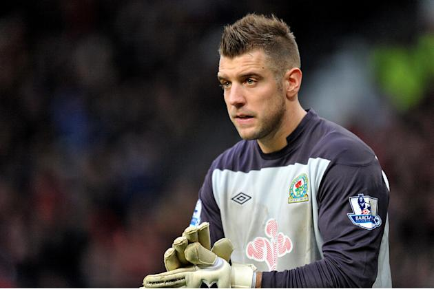 Mark Bunn has left Blackburn to join Norwich